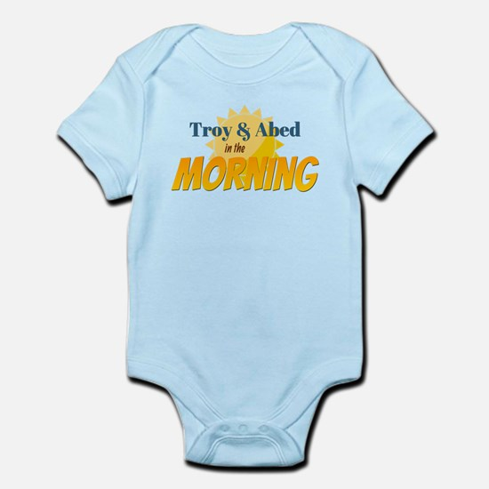 Troy and Abed in the morning Body Suit