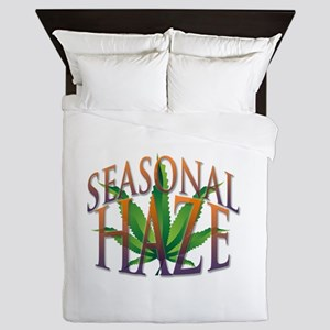 Seasonal Haze Queen Duvet