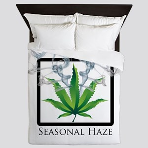 Seasonal Haze 2 Queen Duvet