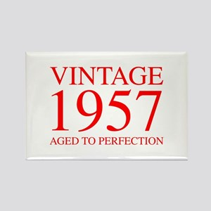 VINTAGE 1957 aged to perfection-red 300 Magnets