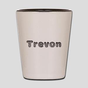 Trevon Wolf Shot Glass