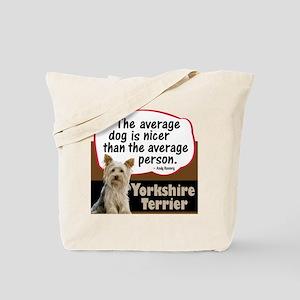 Average Yorkie - Tote Bag