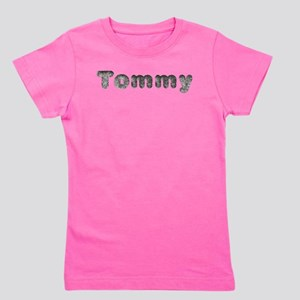 Tommy Wolf Girl's Tee