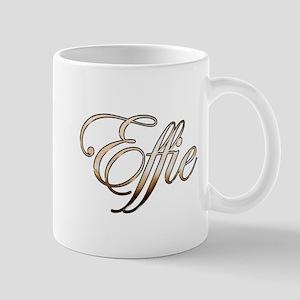 Gold Effie Mugs