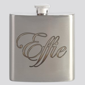 Gold Effie Flask