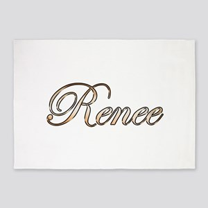 Gold Renee 5'x7'Area Rug