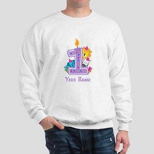 CUSTOM I Year Old Sweatshirt