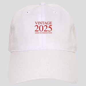 VINTAGE 2025 aged to perfection-red 300 Baseball C