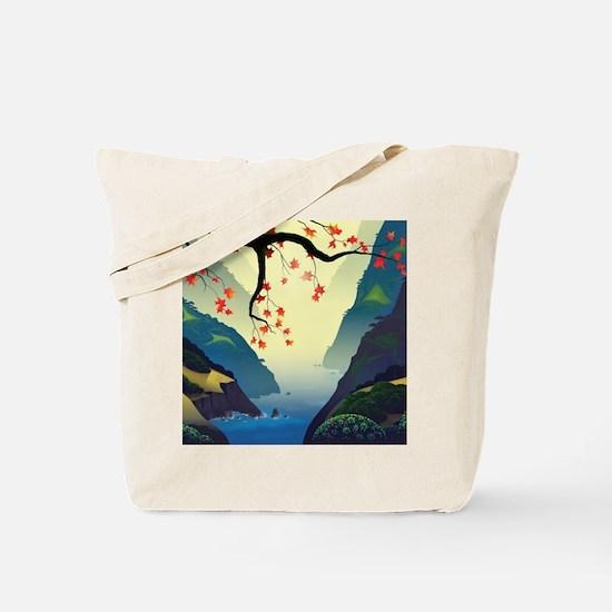 Water Way (full) Tote Bag