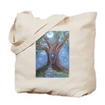 Magical Womb Tree Tote Bag
