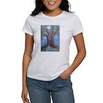 Magical Womb Tree Women's T-Shirt