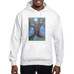 Magical Womb Tree Hooded Sweatshirt