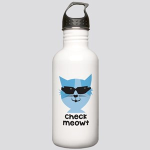 Check Meowt Stainless Water Bottle 1.0L