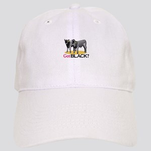 Got Black? Baseball Cap