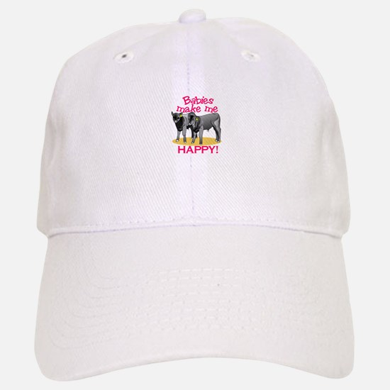Make Me Happy! Baseball Baseball Baseball Cap