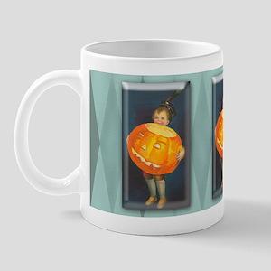 TLK008 Pumpkin Boy Mug