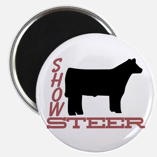 Show Steer Magnets