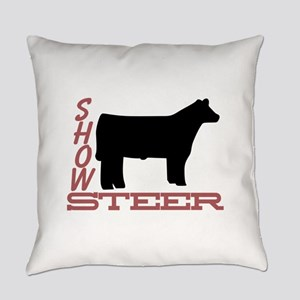 Show Steer Everyday Pillow
