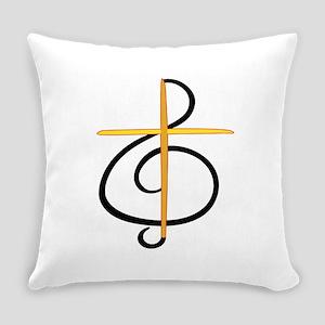 Church Musician Everyday Pillow