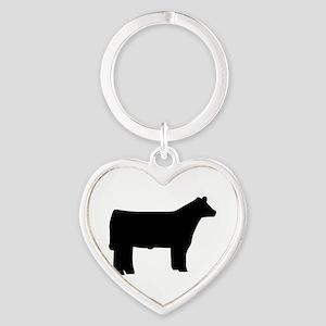 Steer Keychains