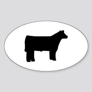 Steer Sticker