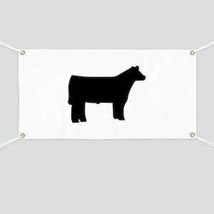 Steer Banner