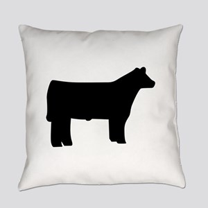 Steer Everyday Pillow