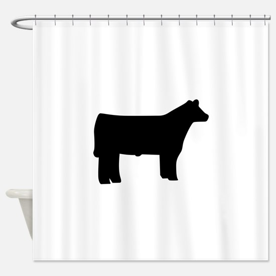 Steer Shower Curtain