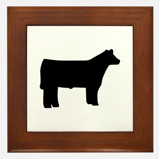 Steer Framed Tile