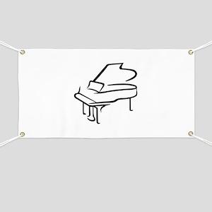 Grand Piano Banner