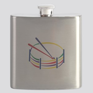 Snare Drum Flask
