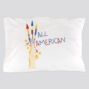 All American Pillow Case