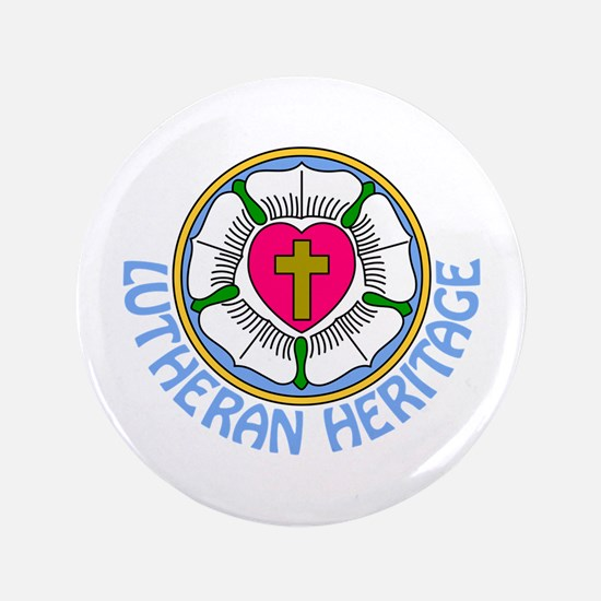 Lutheran Heritage Button