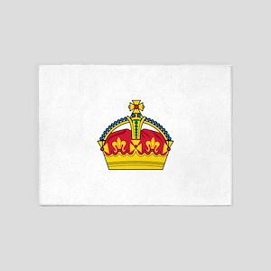 Crown 5'x7'Area Rug