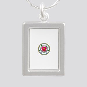 Lutheran Rose Necklaces