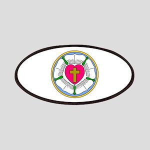 Lutheran Rose Patch