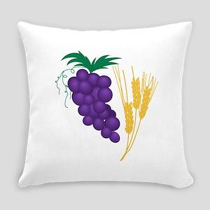 Communion Symbol Everyday Pillow