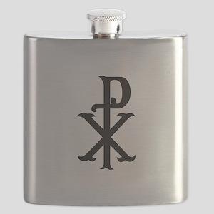 Christ Symbol PX Flask