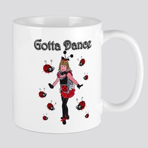 Ladybugs Gotta Dance Mugs