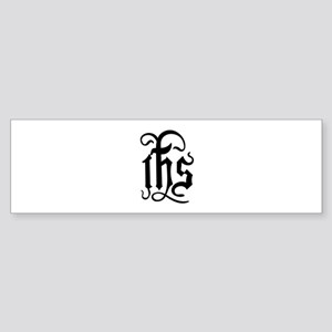 Christ Symbol Bumper Sticker