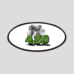 420 HAZE Patch