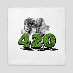 420 HAZE Queen Duvet