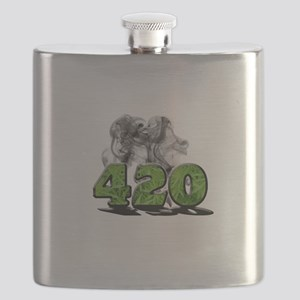 420 HAZE Flask