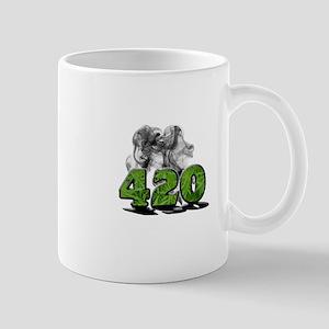420 HAZE Mugs