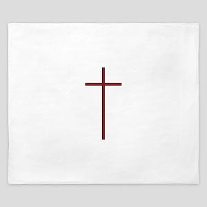 Cross King Duvet