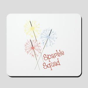 Sparkle Squad Mousepad
