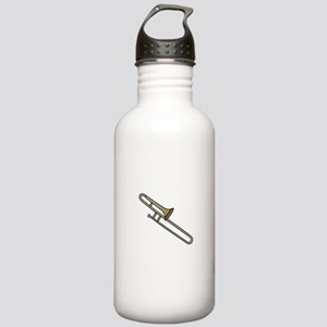 Trombone Water Bottle