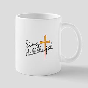 Sing Hallelujah Mugs