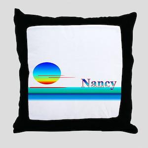 Nancy Throw Pillow