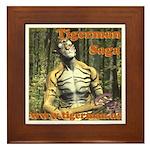 Tigerman Framed Tile